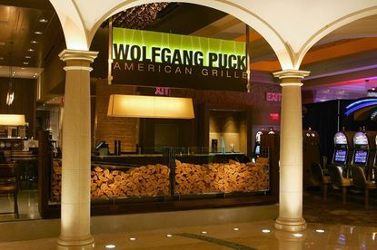 Wolfgang Puck's American Grille at the Borgata Hotel Casino and Spa.