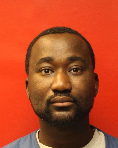 Alhaji Samura, 34, of Jessup, was sentenced Thursday Jan. 16, 2019, to eight years in prison after he was found guilty of assault against his girlfriend for the second time, the Howard County State's Attorney's Office announced.