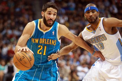 Just as he did at Maryland, Vasquez has gone from being a sporadically used rookie in Memphis to a starter and team captain with the New Orleans Hornets.