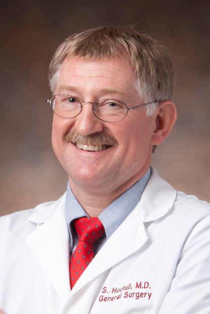 Carroll Hospital's December Physician of the Month, Stephan Hochuli, M.D., general surgery- Original Credit: Submitted Photo