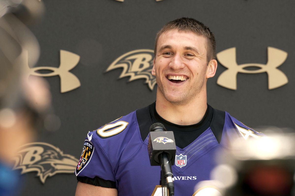 Ravens fullback, Harvard man Kyle Juszczyk set for homecoming of ...