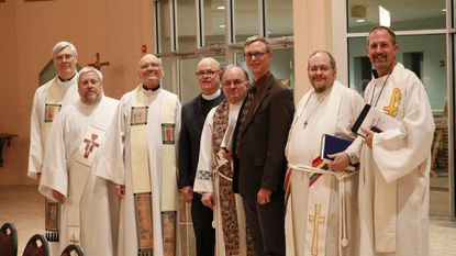 Several members of Carroll County's Christian community as well as choirs and soloists gathered on Friday, Jan. 25 at Saint Joseph Catholic Community for a Christian Unity service.