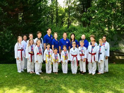 U.S. Taekwondo Academy athletes bring home 17 medals from national competition
