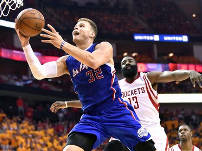 Clippers can't close series in Houston, lose to Rockets, 124-103