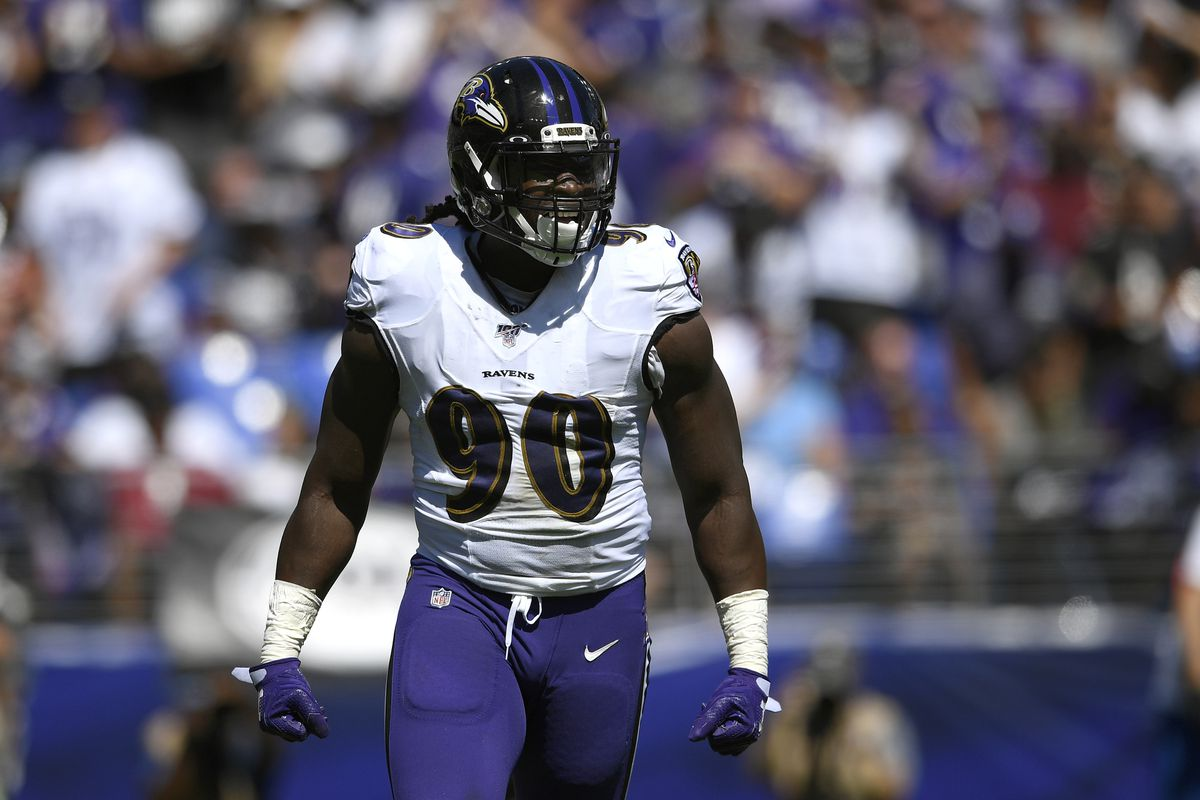 Ravens re-sign Pernell McPhee to one-year deal, bolstering depth ...