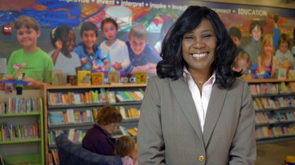 3 things that might surprise you about the Howard County library president