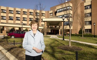 Libby Bowerman, CEO of Keswick Multi-Care Center, is retiring at the end of the year. She oversaw expansion of the assisted-living and long-term care center, but also failed in her bid to buy Baltimore Country Club land for use as a retirement center, after Roland Park residents complained.