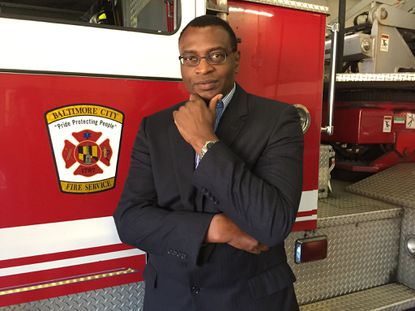 New TV show about black Baltimore firefighters aims to portray city in positive light