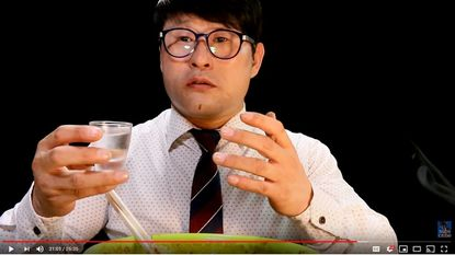 In need of fatherly advice? In South Korea, there's a YouTube channel for that