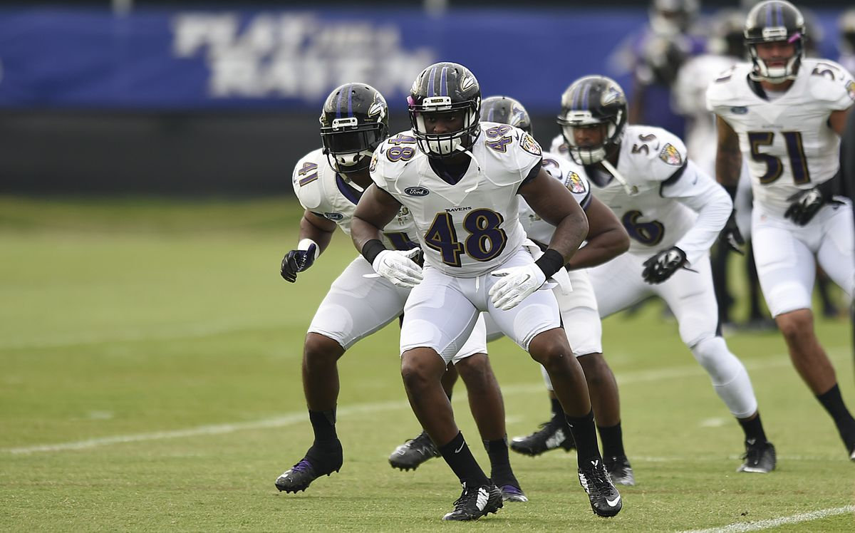 Rookie Patrick Onwuasor finds himself leading Ravens in tackles on ...
