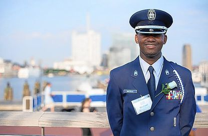 Michael Mayfield, a member of Edmondson-Westside High's Junior Reserve Officers' Training Corps who played baseball and was a youth ambassador and peer mediator, was fatally shot.