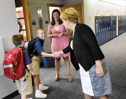 Gerstell Academy begins year with new president, CEO
