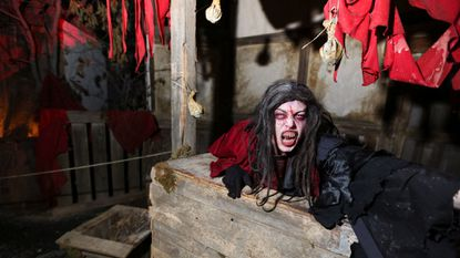 Monsters roam free at Bennett's Curse in 2014.