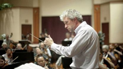 """Jason Love celebrates his 20th year with Columbia Orchestra on Feb. 9 with """"The Maestro's Anniversary."""""""