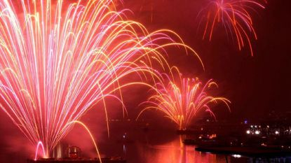 The city's New Year's Eve Spectacular is set to begin at 9 p.m. New Year's Eve at the Inner Harbor.