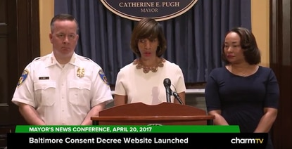 Pugh announces next steps to get Civilian Review Board up and running—it's still a mess though