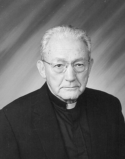 Father Joseph Messer died July 16. He was 90.