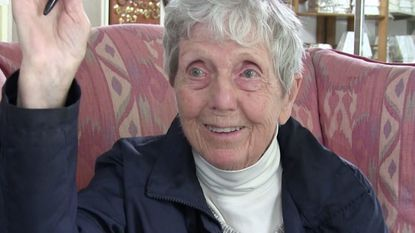 """Louise """"Pete"""" Clarke was devoted to her home town of Upper Falls."""