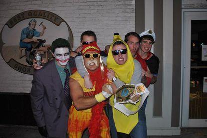 Federal Hill Halloween Bar Crawl 2020 Baltimore takes a step backward on bar crawls   Baltimore Sun