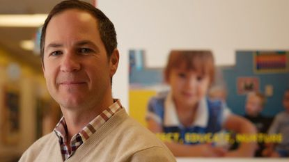 Richard Huffman is CEO of Celebree School.