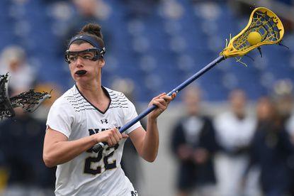Julia Collins, Navy women's lacrosse.
