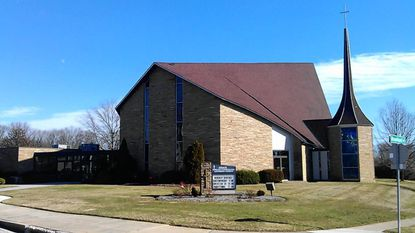 St. Timothy Lutheran Church in Timonium recently merged with Grace English Evangelical Lutheran Church in Lutherville, pictured here.