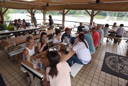 Cantler's Riverside Inn in Annapolis was named the most popular restaurant in Maryland by People magazine.