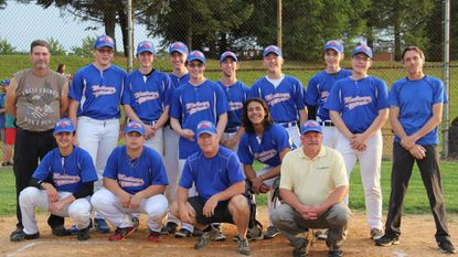 The Westminster Mustangs won the Carroll County Stallions 15-18 Baseball League.