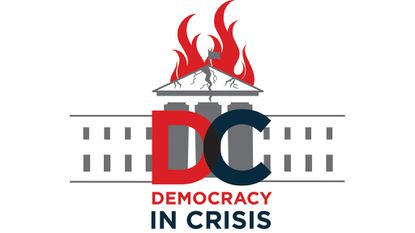 Democracy in Crisis Logo