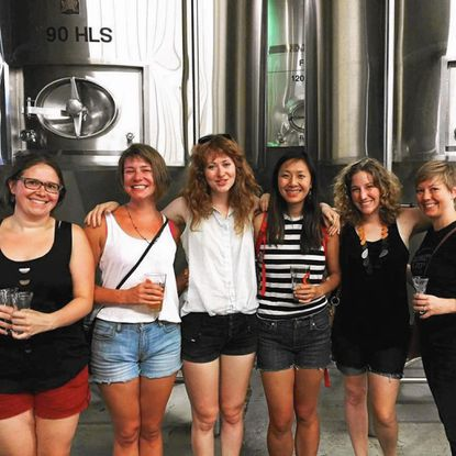 Going Against the Grain: Women homebrewers are on the rise in Baltimore