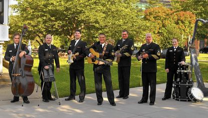 The U.S. Navy Band Ensemble, Country Current, the Navy's country-bluegrass ensemble will perform music with a family-friendly stage show at 7 p.m. Tuesday, June 21, at the Odenton Library, 1325 Annapolis Road. Information: 410-222-6277