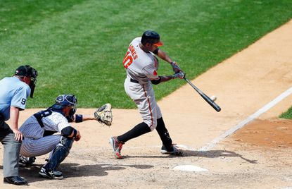 Taking a look at Adam Jones' recent history of late-inning go-ahead homers