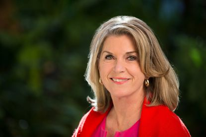 Kathleen Matthews, a former television anchor in Washington, is running for Congress in the 8th District.