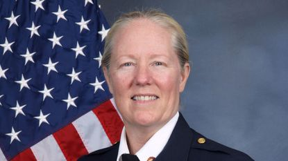 Joanne Rund is a 32-year veteran of the Howard County Department of Fire and Rescue Services, where she most recently served as assistant chief.