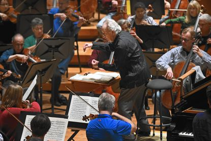 Temirkanov produces electric results in BSO return