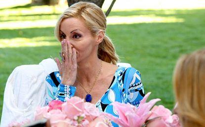 'Real Housewives of Beverly Hills' recap, Adrienne vs. Brandi happens