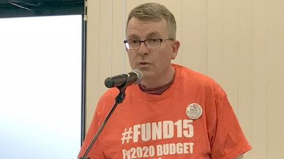 Speakers urge Harford council to fully fund school budget request at public hearing on FY20 county budget
