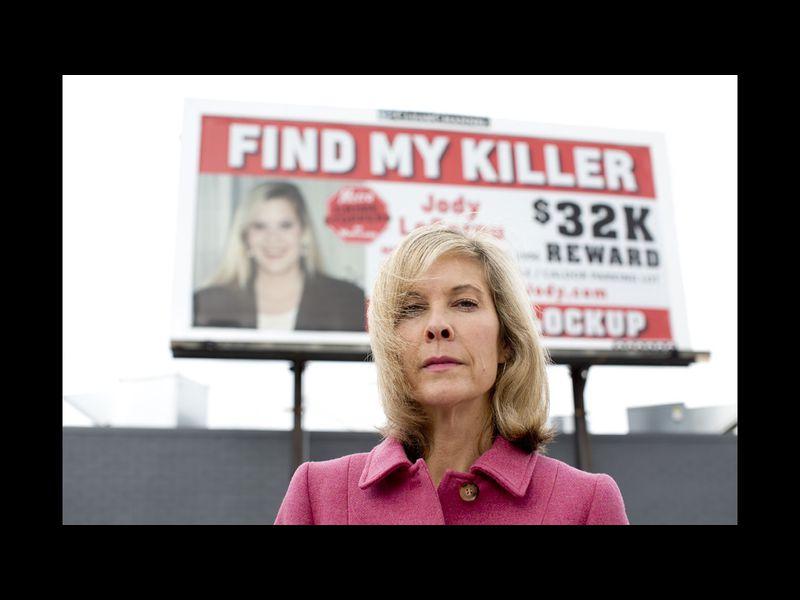 Billboard shines light on unsolved Towson murder of Jody