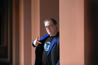 """Director Brad Bird's """"Tomorrowland"""" and its original story arrive in theaters May 22."""