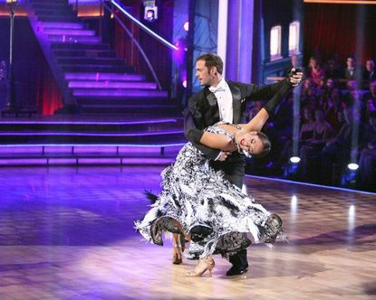 """William Levy and Cheryl Burke on """"Dancing With the Stars."""""""