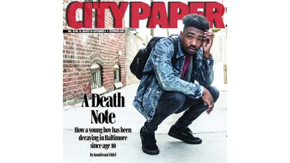 """Read Kondwani Fidel's """"A Death Note,"""" featured on this week's cover"""