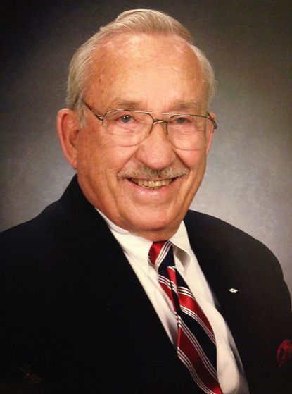 Earl W. Bohlman was a retired Baltimore & Ohio Railroad superintendent who founded an electrical contracting firm.