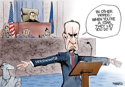 The Dershowitz Doctrine explained.
