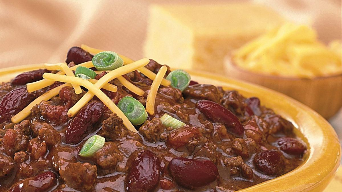 From slow cooker to Cincinnati, 30 chili recipes for chilly days
