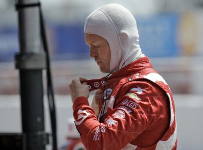IndyCar driver Scott Dixon is still seeking his first victory at Long Beach after eight previous failed attempts.