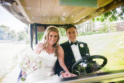 Stern-Pilon wedding