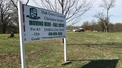 Oak Grove Classical Christian School, based at Oak Grove Baptist Church in Campus Hills, will move at the start of the 2018-19 school year to the space being vacated by the Arrow School.