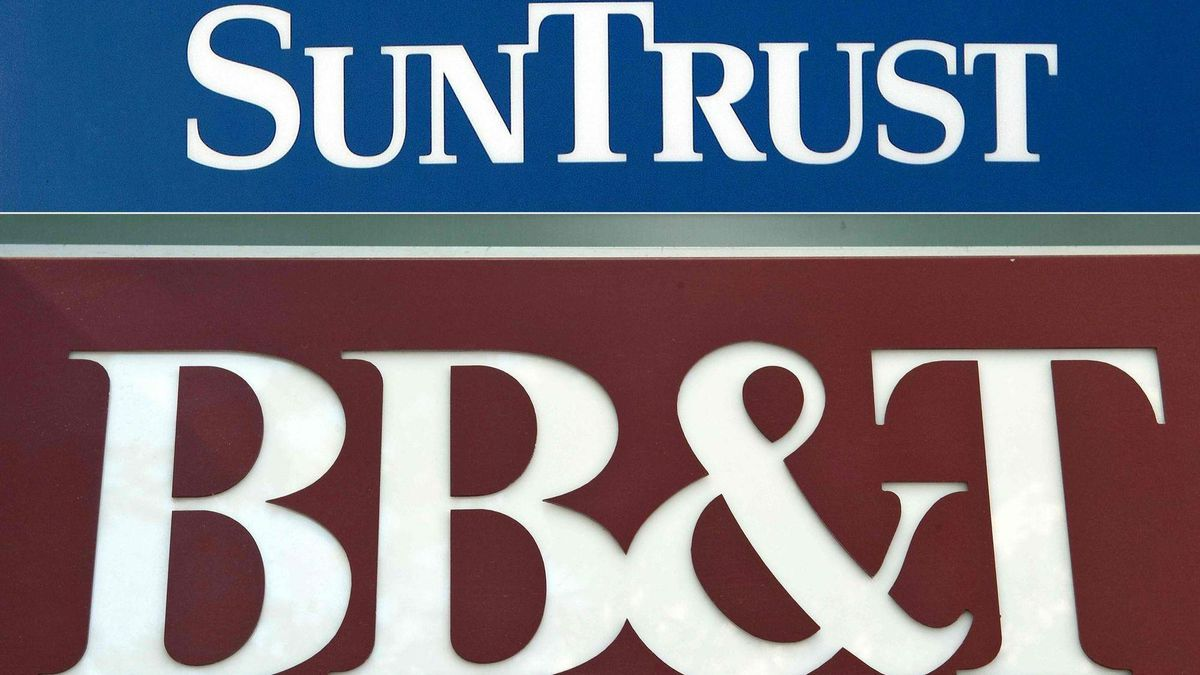 Regional banks BB&T, SunTrust join to create nation's 6th