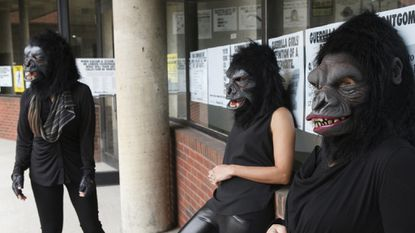 Sunday-March 12: Front Room: Guerrilla Girls
