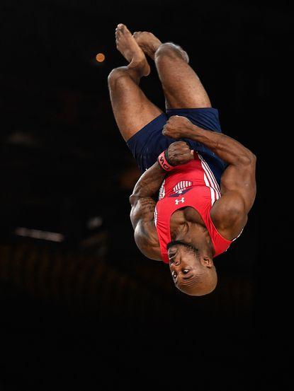 Digest (Oct. 7): Whittenburg places sixth at gymnastics world finals